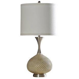Best Reviews Minos 34 Table Lamp By Latitude Run
