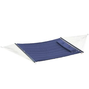 Calla Double Quilted Tree Hammock by Red Barrel Studio