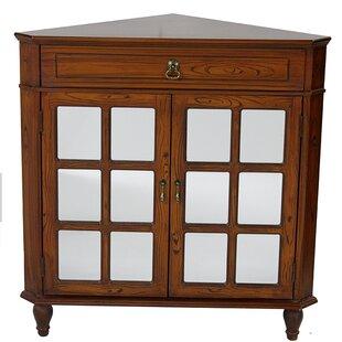Heather Ann Creations 2 Door Accent Cabinet