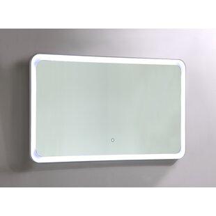 Inexpensive Lighted Bathroom Vanity Mirror ByVanity Art