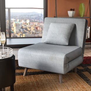 Order Baylee Convertible Chair by Ivy Bronx Reviews (2019) & Buyer's Guide