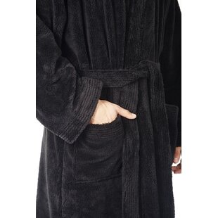 Tennie Fleece Bathrobe