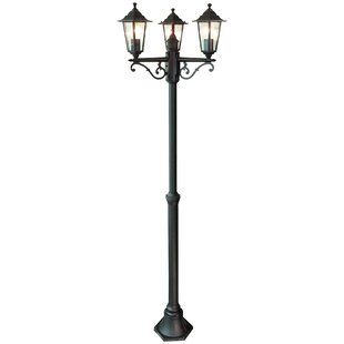 Eilish 3-Light 200cm Post Light By Marlow Home Co.