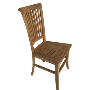 Hendrum Solid Wood Dining Chair