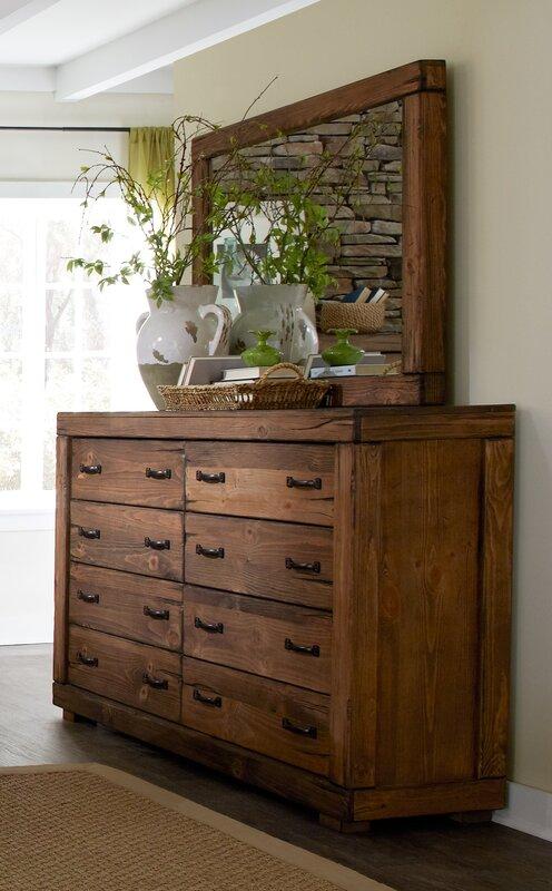 brown dressers scandinavian frosted black drawer glass dresser hopen home product design
