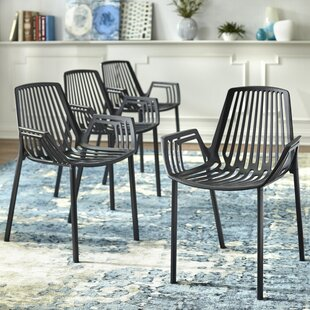 Femke Dining Chair (Set Of 4) by Latitude Run 2019 Salet