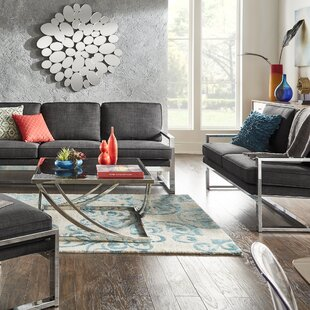 Shop Adalbert Metal Living Room Set by Trent Austin Design