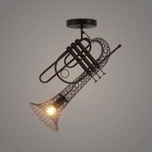 Westmen Lights 1-Light Novelty Pendant