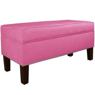 Shiffer Upholstered Storage Bench