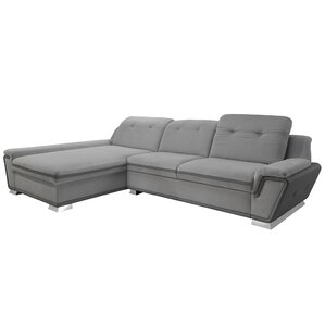 Donecia� Mini Sleeper Sectional by Orren Ellis