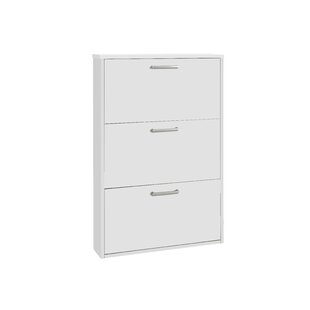 Ohatchee 9 Pair Shoe Storage Cabinet By Mercury Row