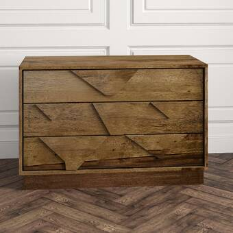 Woodbridgefurniture Marseille 7 Drawer Dresser Perigold