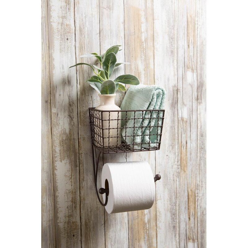 Design Imports Wire Towel Bar Farmhouse