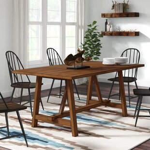 Massanutten Dining Table by Loon Peak 2019 Online