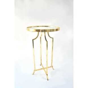 Springport End Table by Rosdorf Park Great price