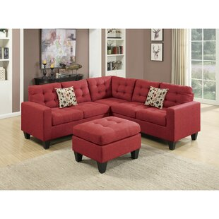 Wanliss Modular Sectional with Ottoman
