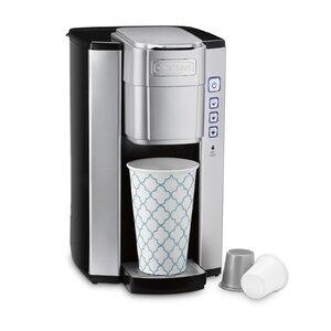 Compact Single Serve Coffee Maker