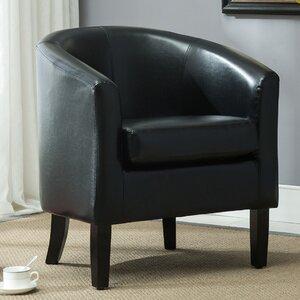 Barrel Chair by Belleze