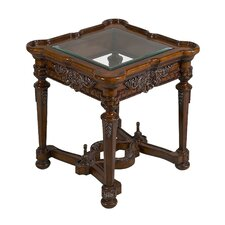 Lucianna End Table by Benetti's Italia