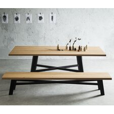 Thunder Wood Dining Bench by YumanMod