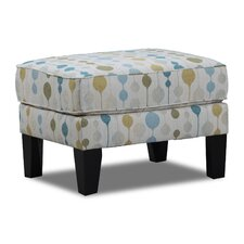 Southdown Simmons Upholstery Ottoman by Brayden Studio
