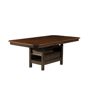 Red Barrel Studio Stiles Extendable Dining Table