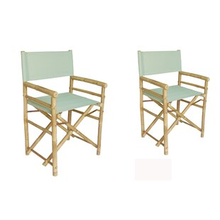 Phat Tommy Folding Director Chair (Set of 2)