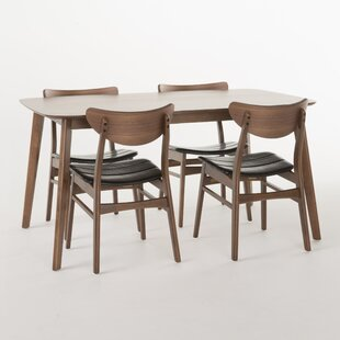 Corrigan Studio Bond 5 Piece Dining Set