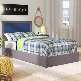 Comparison Kira Twin Platform Bed by Viv + Rae Reviews (2019) & Buyer's Guide
