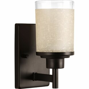 Nash 1 Light Bath Sconce by Ebern Designs