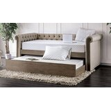 Hazle Daybed with Trundle (Set of 2) by Canora Grey