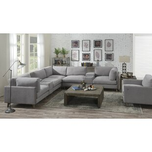 Rowling 7 Piece Reversible Modular Sectional