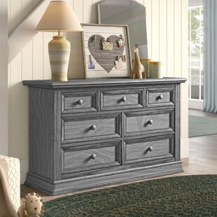 Woking 7 Drawer Double Dresser