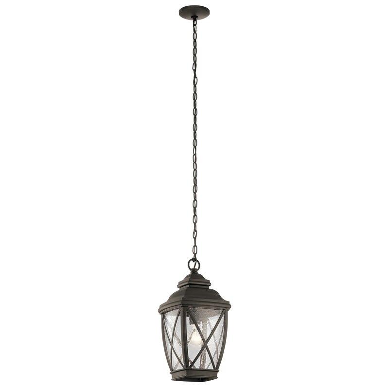 Sunnydale 1-Light Outdoor Hanging Lantern