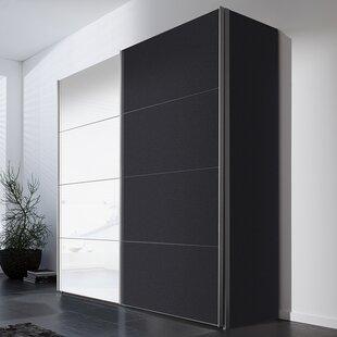 Gengler 2 Door Wardrobe By Brayden Studio