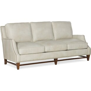 Shop Madigan Leather Sofa by Bradington-Young