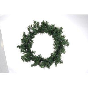45cm Plastic Wreath (Set Of 4) By The Seasonal Aisle