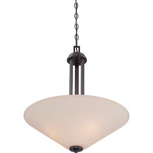 Illumina Direct 3-Light Bowl Pendant