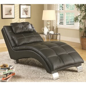 Baize Chaise Lounge