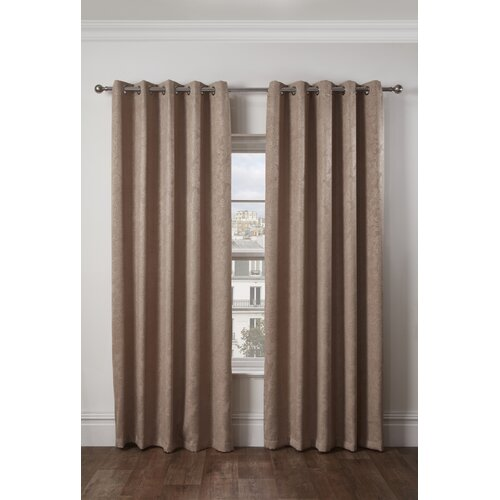 Vandyne Eyelet Blackout Thermal Curtain ClassicLiving