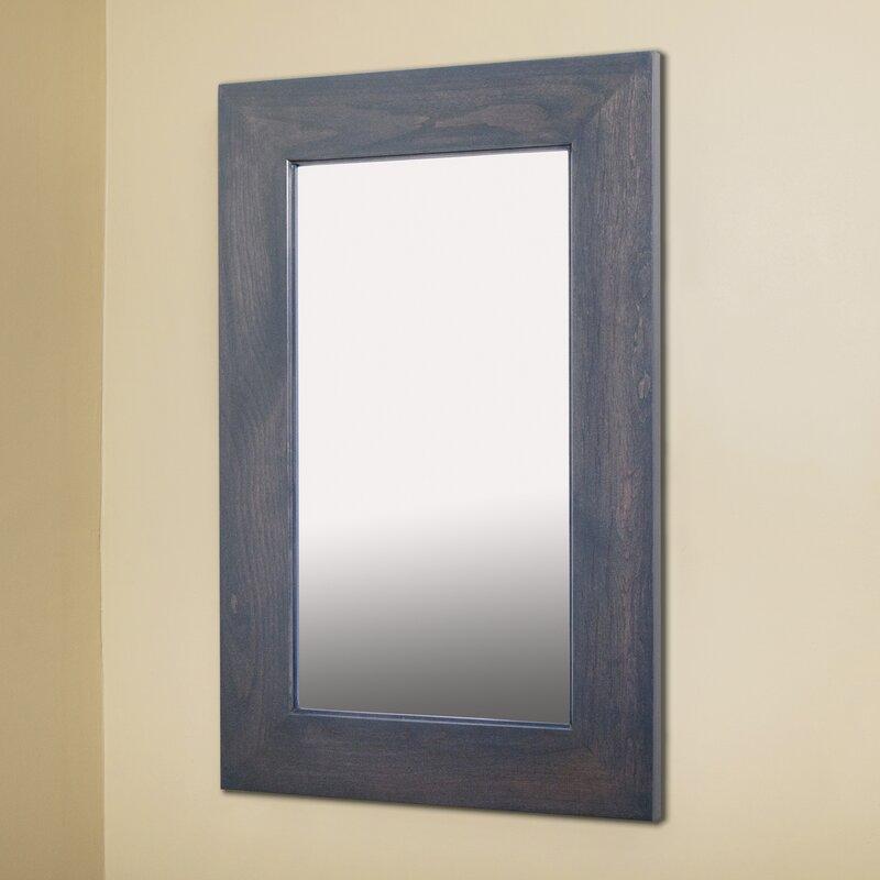 14 X 24 Recessed Framed Medicine Cabinet Adjule Shelves