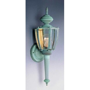 Order 1-Light Outdoor Sconce By Volume Lighting