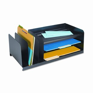 MMF Industries Steelmaster Legal-Size Organizer
