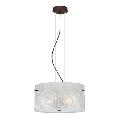 Besa Lighting Finish Brushed Bronze