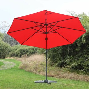 Ilkley Offset 9.5' Cantilever Umbrella