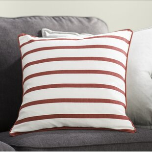 Draughn Cotton Pillow Cover
