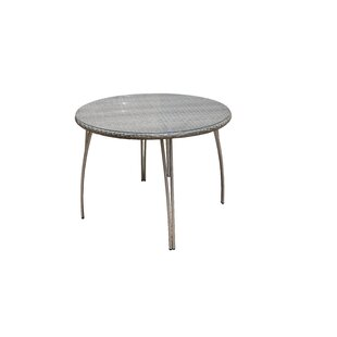 Galien Stainless Steel Dining Table By Sol 72 Outdoor
