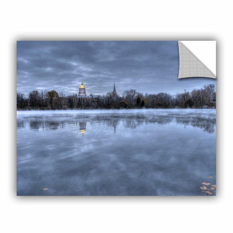 ArtWall The Basilica Notre Dame by Dan Wilson Art Appeelz Removable