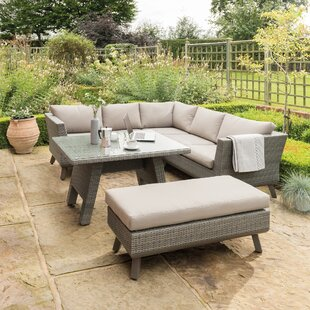 6b1f7f44e66c Caleta 6 Seater Dining Set with Cushions. by Kettler UK