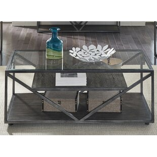 Best Charleroi Coffee Table By Gracie Oaks